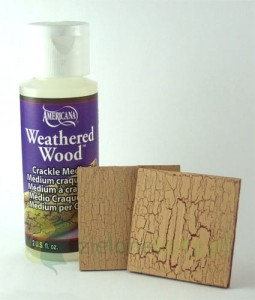 Preparat do spękań jednoskładnikowy Americana Weathered Wood 236ml