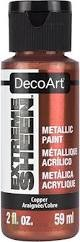 Farba metaliczna DecoArt Extreme Sheen Copper
